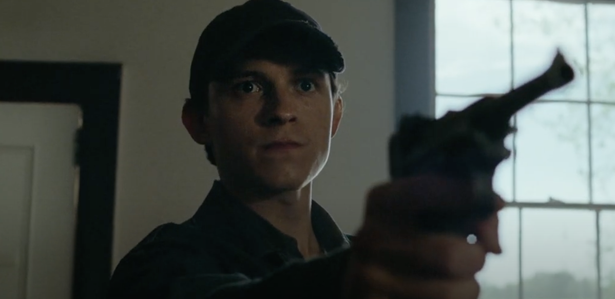 Netflix Shares 'The Devil All the Time' Trailer Starring Tom Holland
