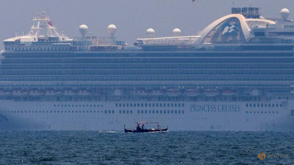 Australia awaits findings on cruise ship COVID-19 inquiry