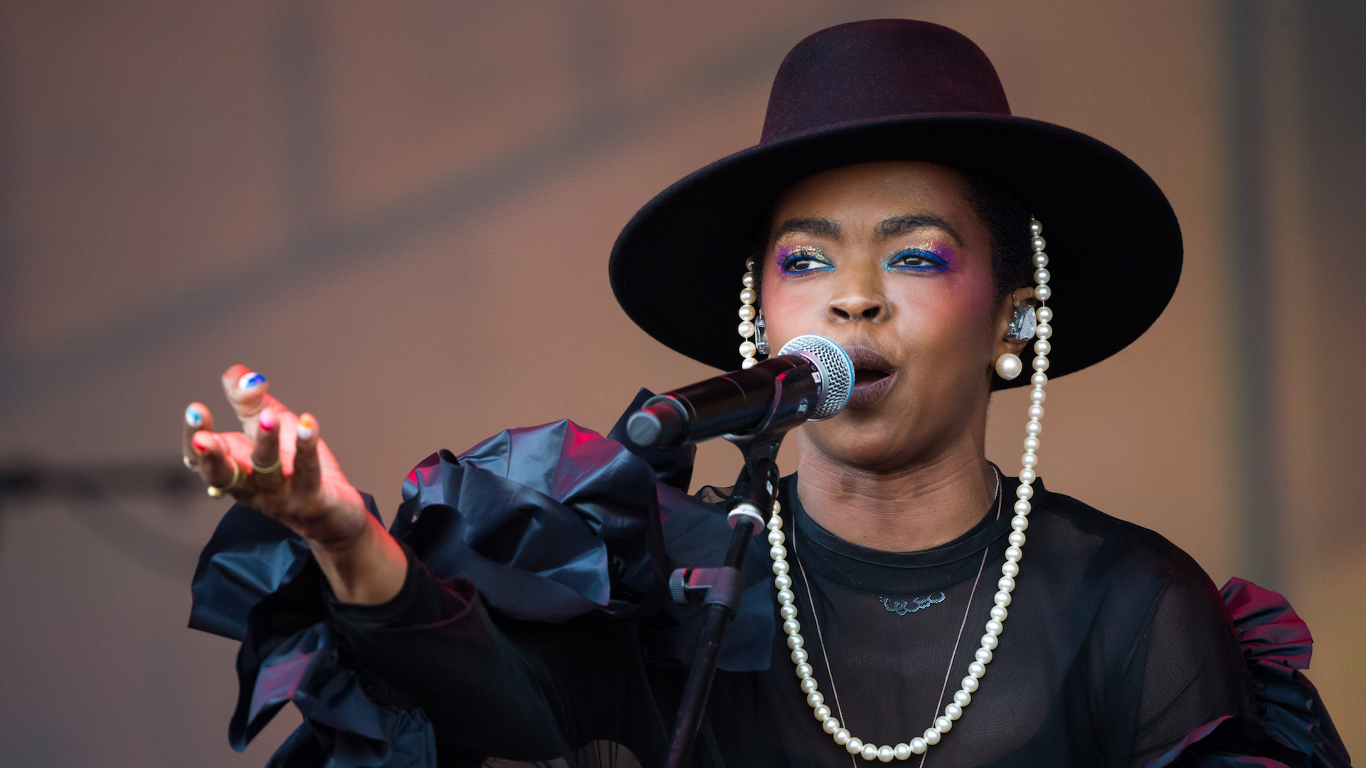 Lauryn Hill Responds to Her Daughter Selah Saying She Was Beat as a Child