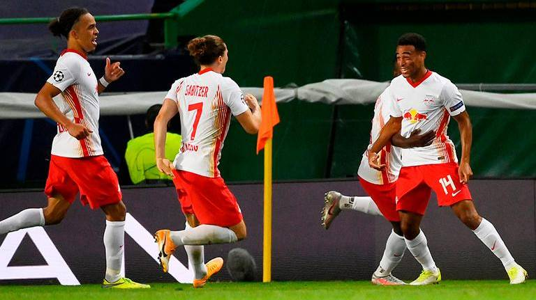 (video) Leipzig beat Atletico to book historic meeting with PSG