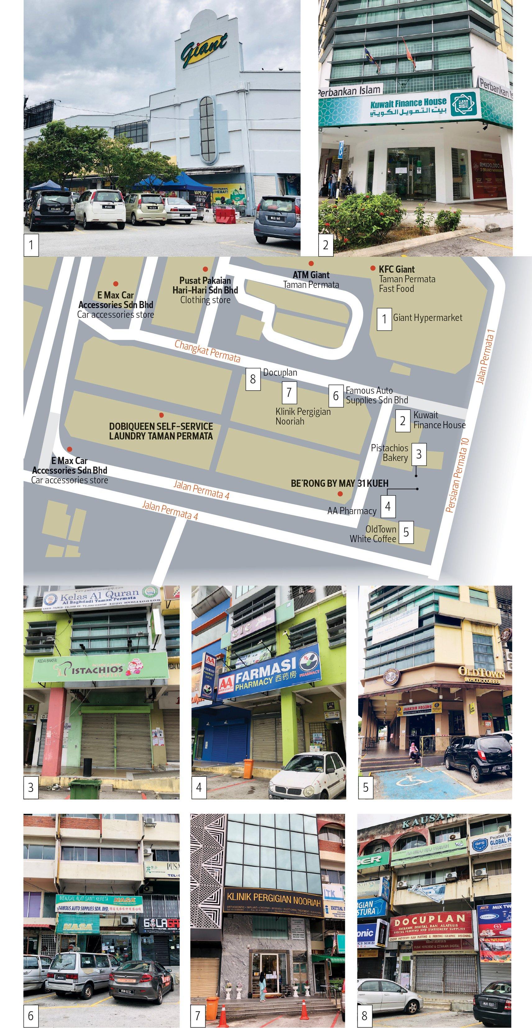 Streetscapes: Bustling Taman Permata in need of rejuvenation