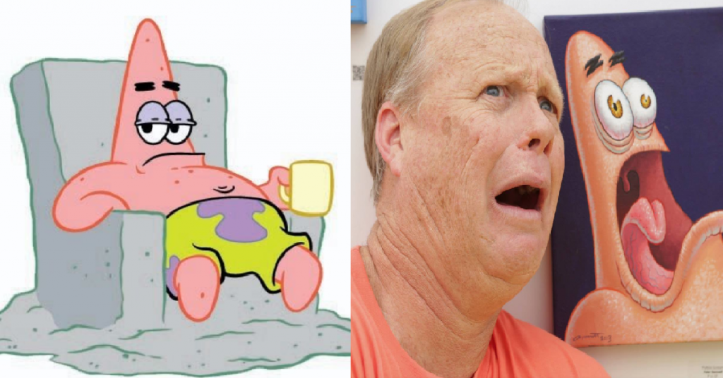 Patrick star from spongebob squarepants to get own spinoff show