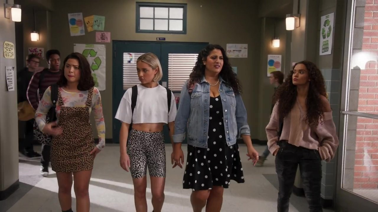 American Pie's female spin-off Girls' Rules is coming to Netflix – and it looks as rude as ever