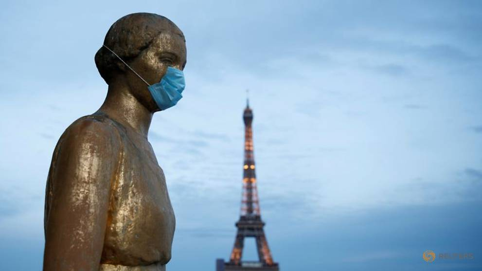 French government decree: Paris is 'red' high-risk COVID zone again