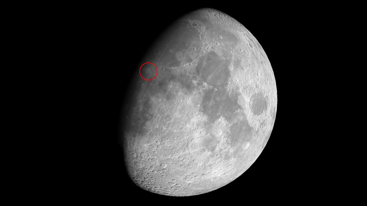 Sunrise at Copernicus crater: How to see the 'Monarch of the Moon'