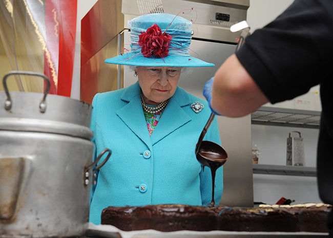 The one food the Queen and Prince Philip both hate