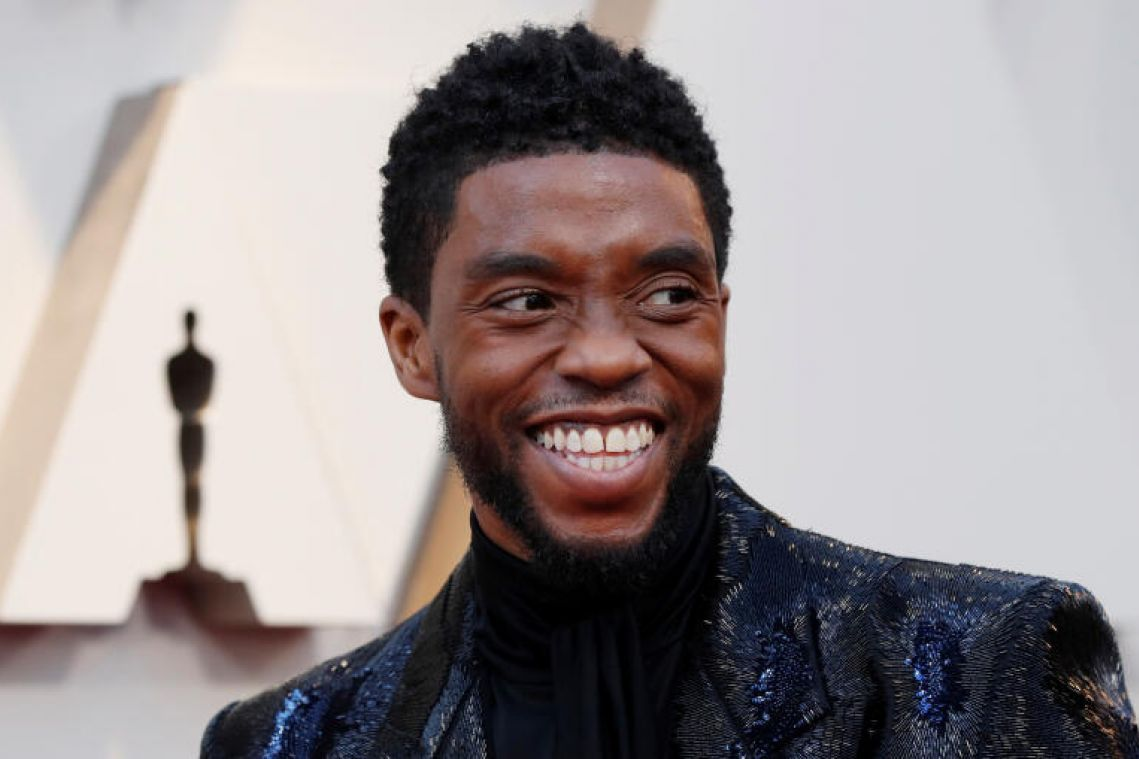 Black Panther Actor Chadwick Boseman S Last Tweet Is Now The Most Liked On Twitter Nestia