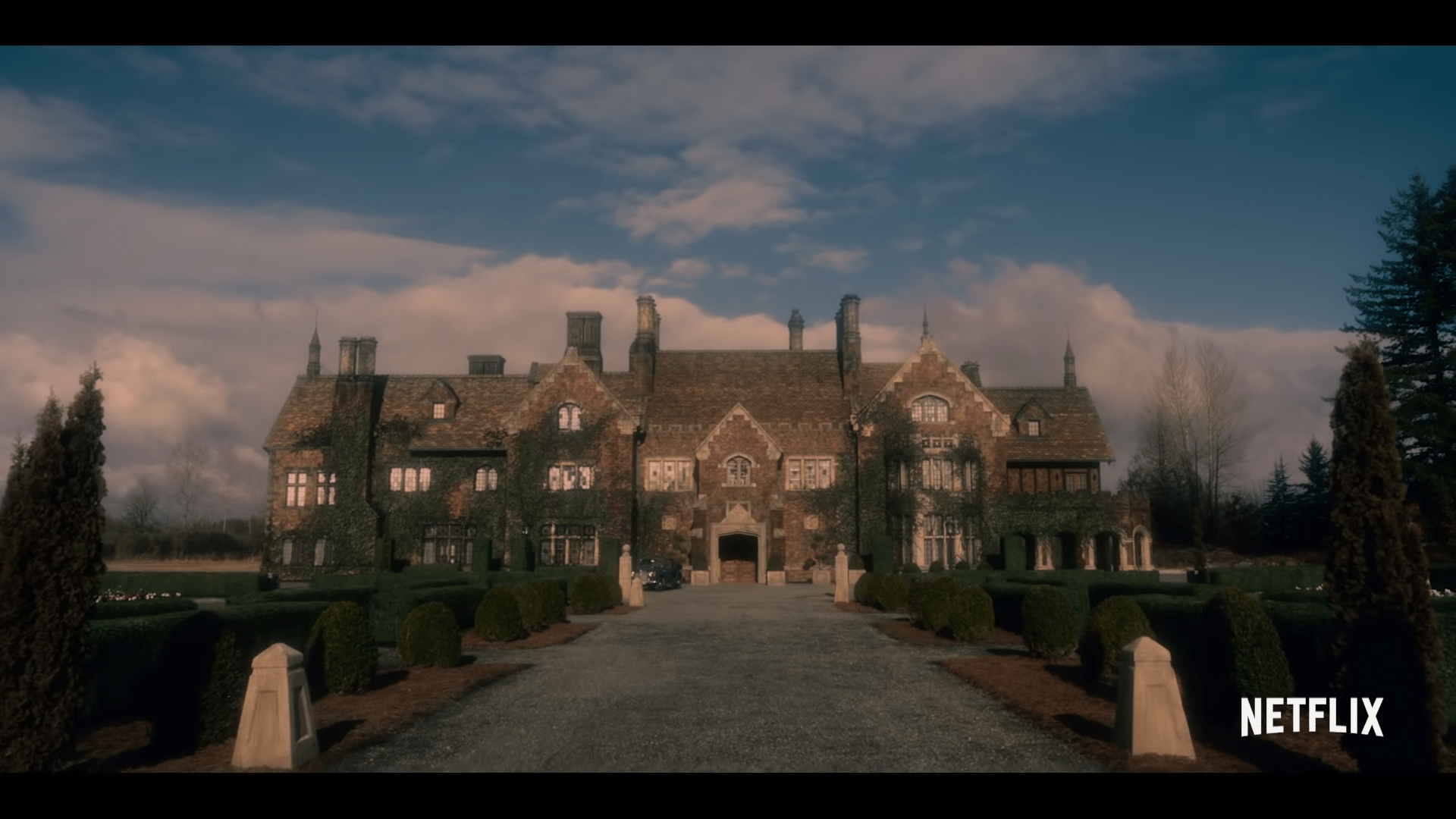 Netflix Releases Creepy Af The Haunting Of Bly Manor Teaser Clip Along With October Release Date Nestia