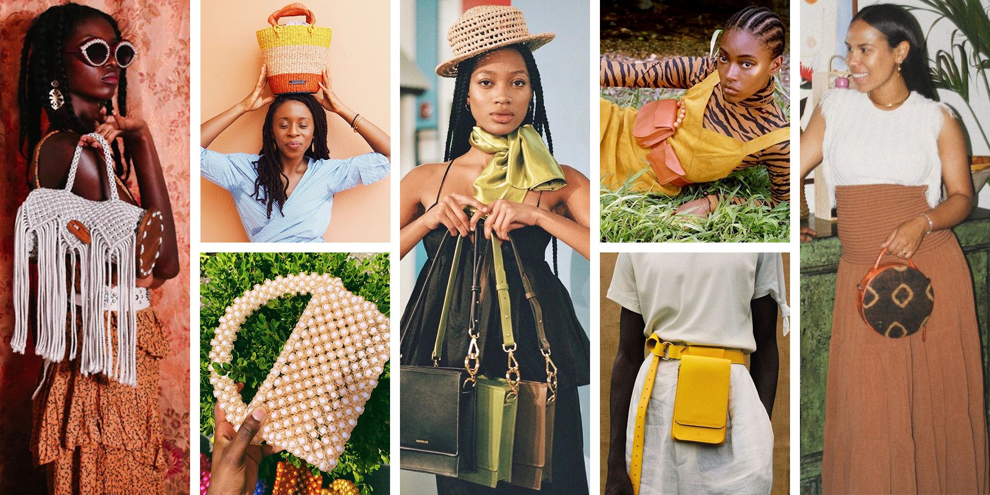25 Black-Owned Handbag Brands To Carry You Through 2020 and Beyond