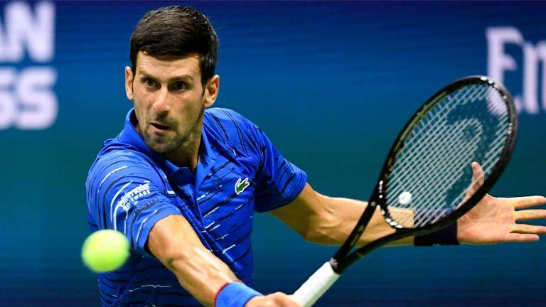 Video Djokovic Made To Work Before Reaching Italian Open Semis Nestia