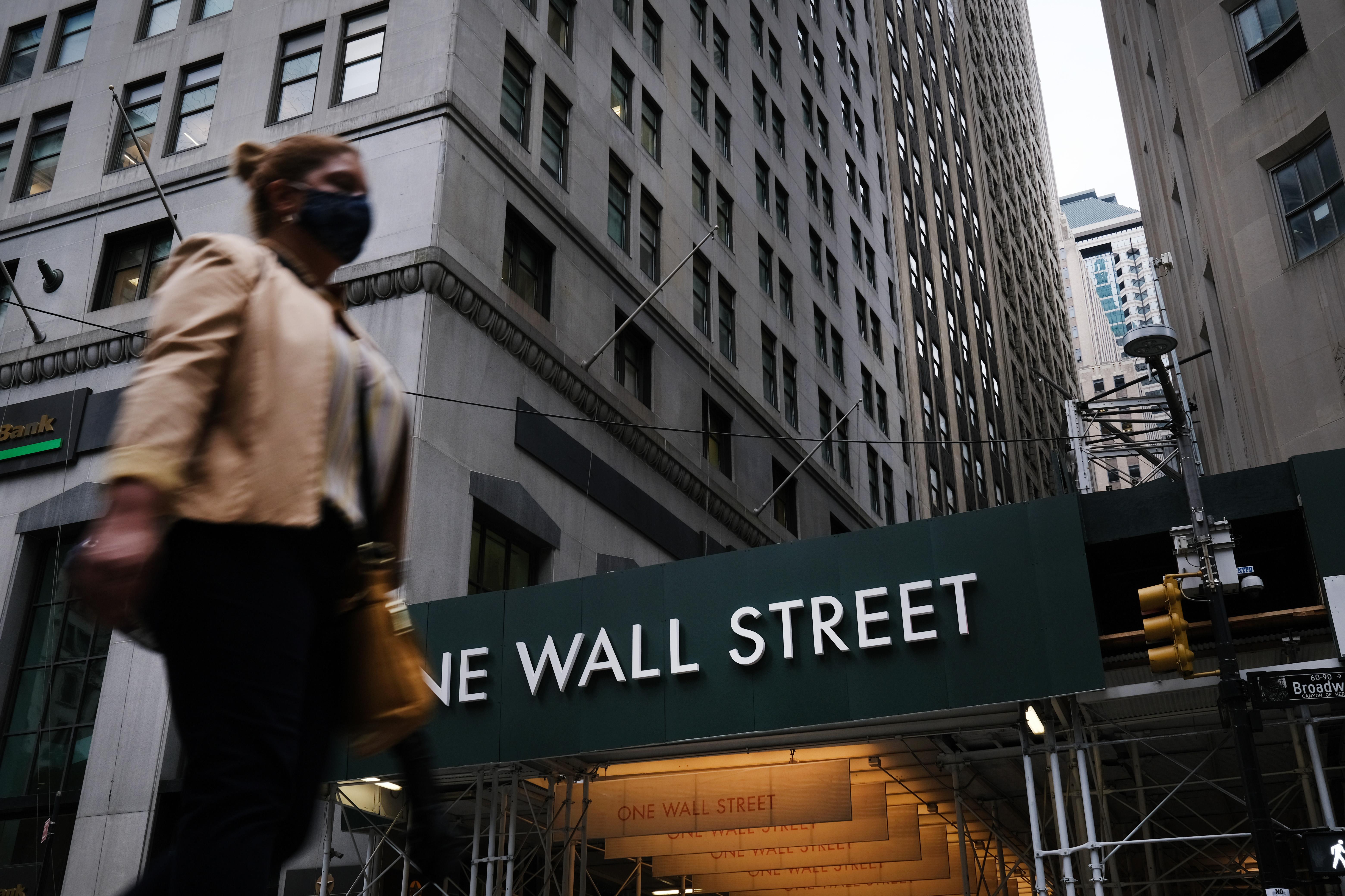 美股连续两交易日下跌后回弹