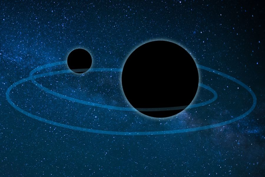 The same black hole can collide with its kin multiple times, lopsided merger suggests
