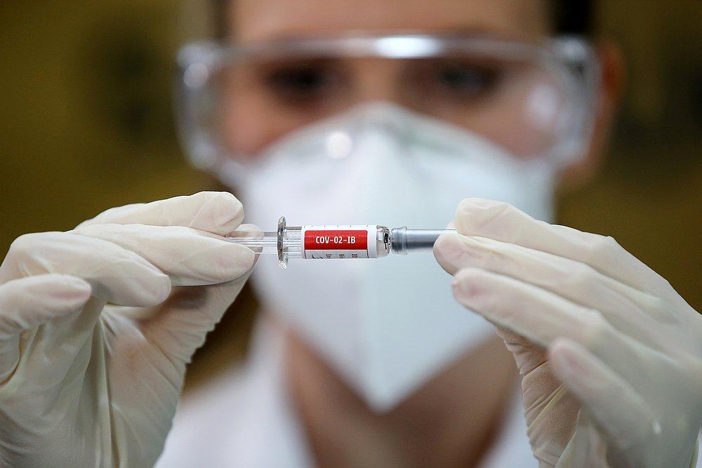 Sinovac vaccine efficacy 83.5pc according to Turkish university, reports Anadolu