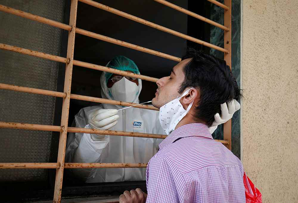India's daily Covid-19 cases cross 50,000 on lockdown anniversary