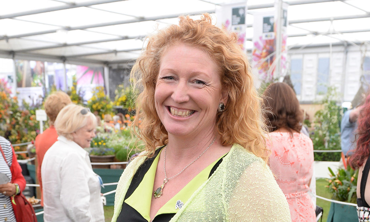 Garden Rescue's Charlie Dimmock sets record straight on career break