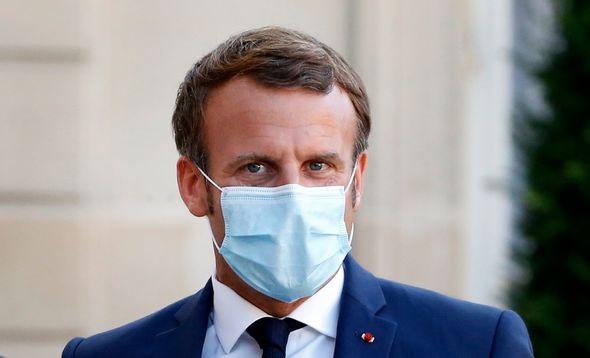 Macron has NO IDEAS! French president condemned over threat of coronavirus curfews