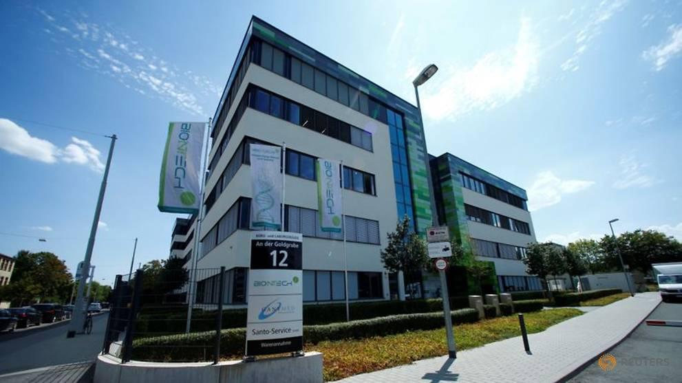 Biontech Wins Us 445 Million German Grant For Covid 19 Vaccine Nestia