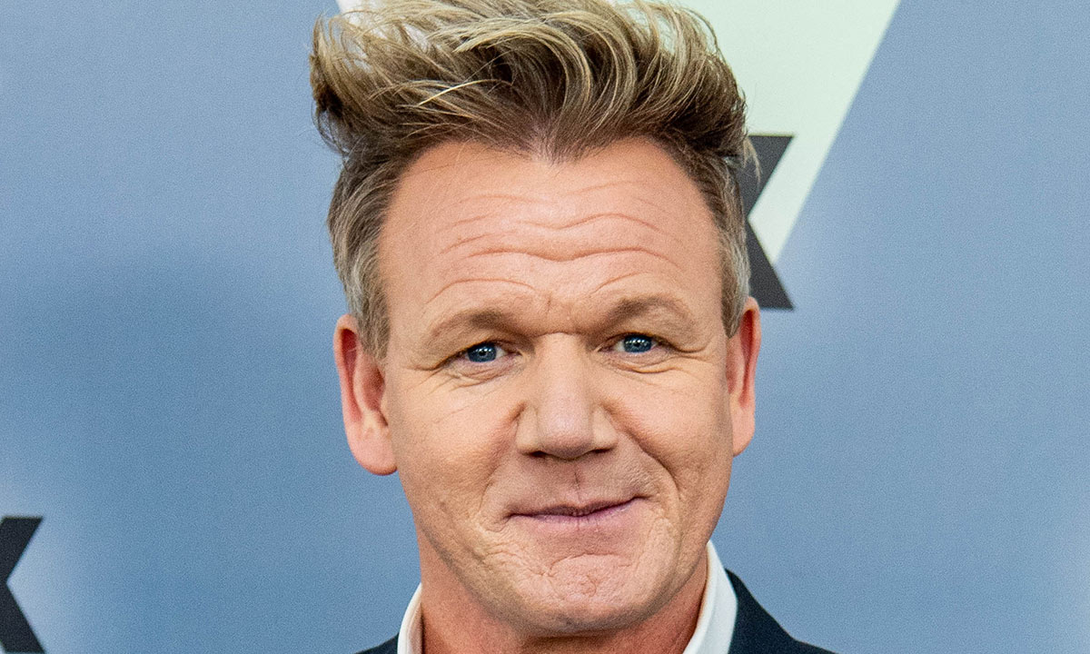 Gordon Ramsay shares photo of son Oscar rocking new hairstyle