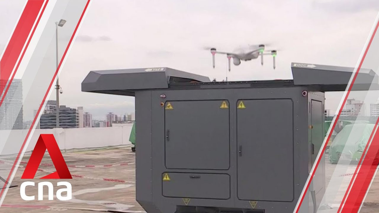Home Team's BVLOS drone can fly longer distances, be operated remotely