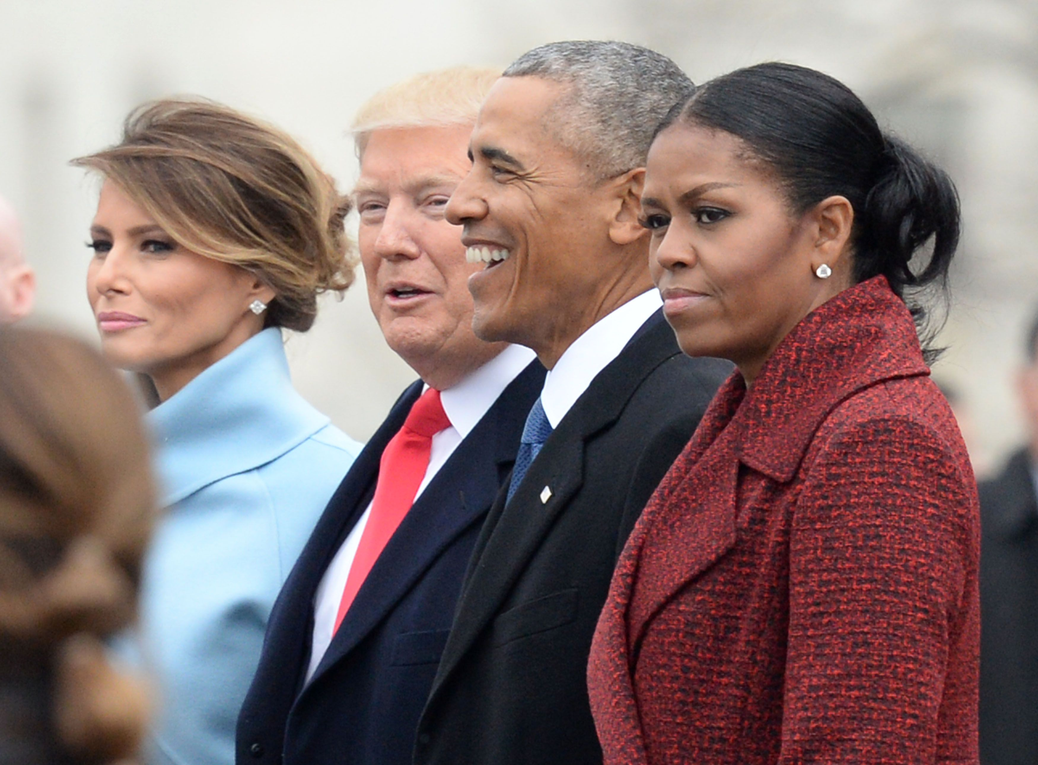 Michelle Obama Speaks Out on Trump Refusing to Concede to Biden: 'This Isn't a Game'