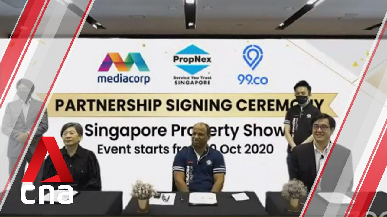 PropNex rolls out S$7.3 million package to equip property agents with digital tools