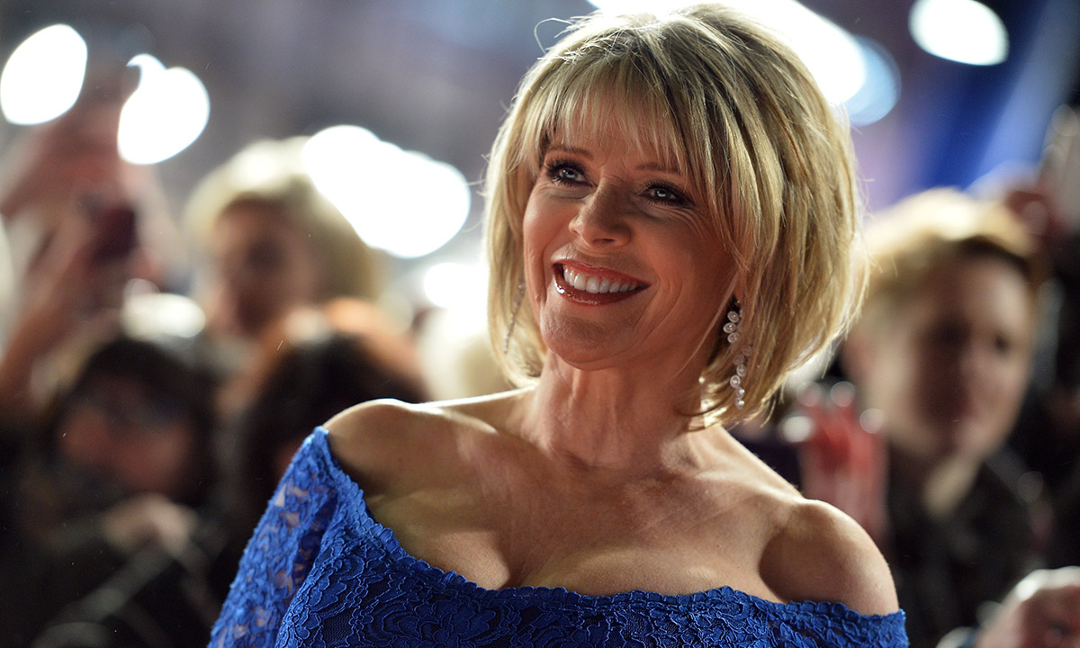 Ruth Langsford's beautiful phone case features her little-known middle name