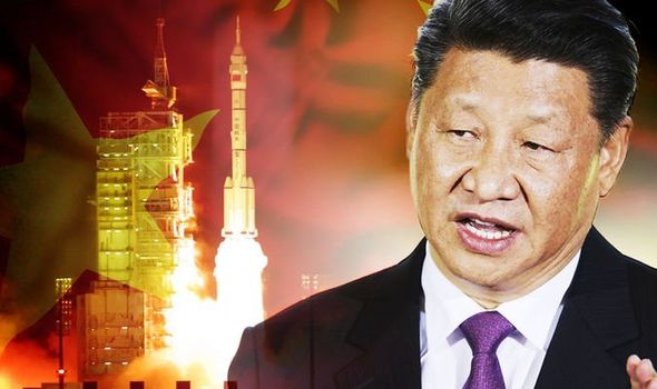 China gloats with £5bn a year space programme video as UK taxpayers fork out £67m in aid