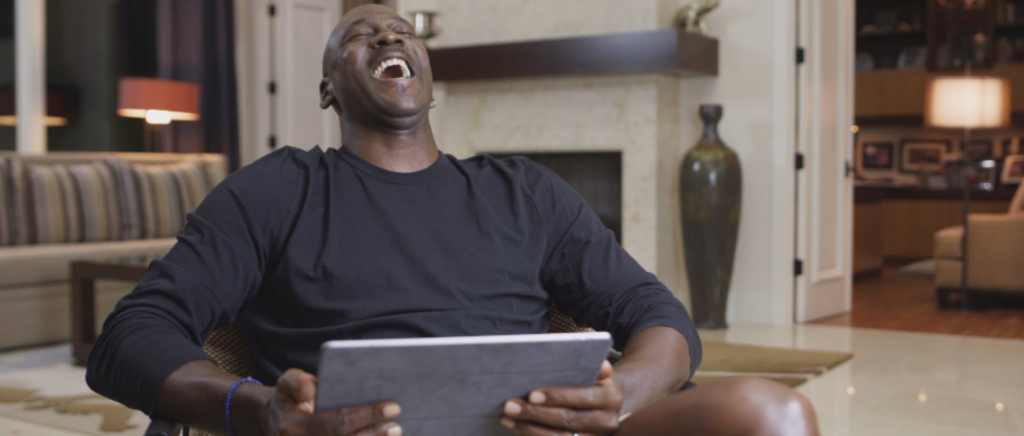 Michael Jordan Told A Hilarious Story Of 'The Last Time' He Ever Gave Luc Longley A Compliment