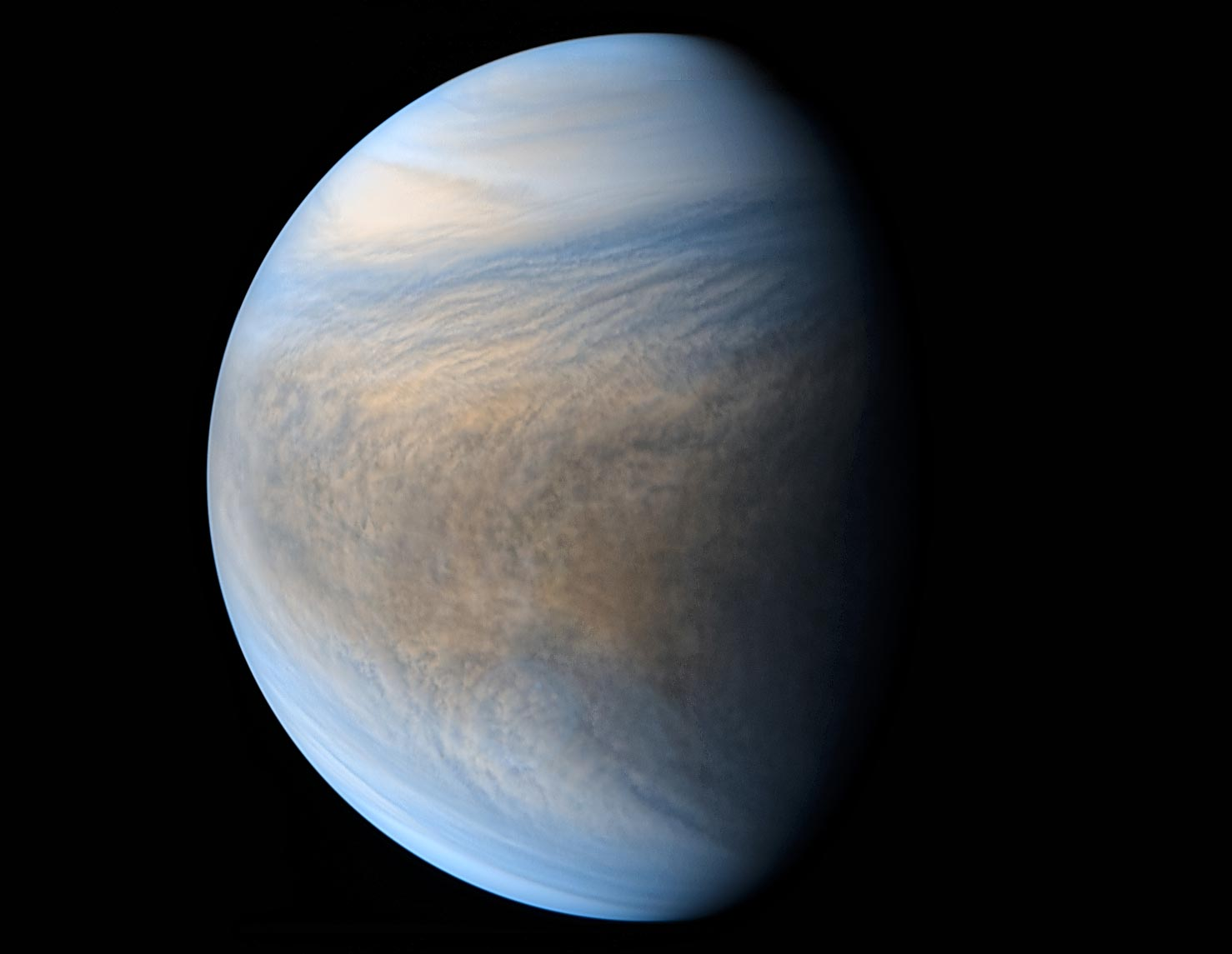 If It Wasn't for Jupiter, Venus Might Be Habitable Today