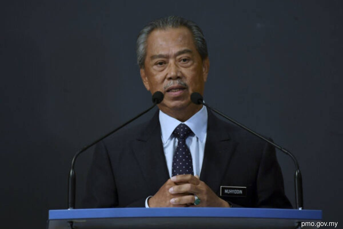 Media Statement on Budget 2021 by Malaysia's PM Tan Sri Muhyiddin Yassin: RM322.5 bil to guarantee people's well-being and economic sustainability for mutual prosperity