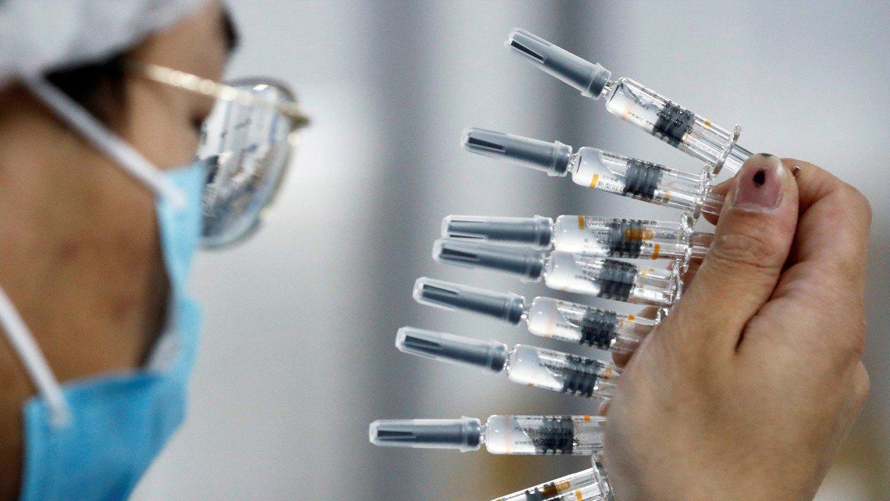 Peru halts Sinopharm coronavirus vaccine trials after volunteer develops neurological problems