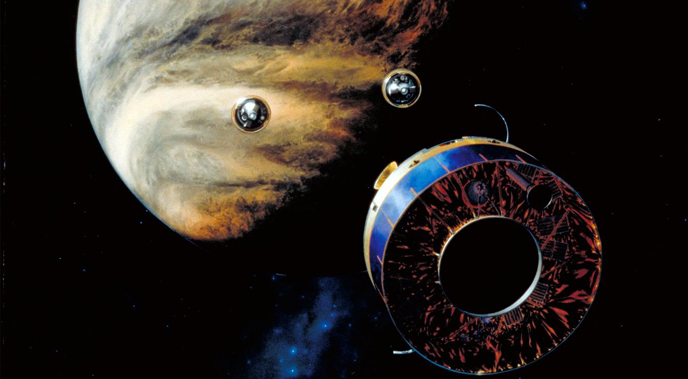 Did NASA Miss Evidence of Life on Venus in 1978?