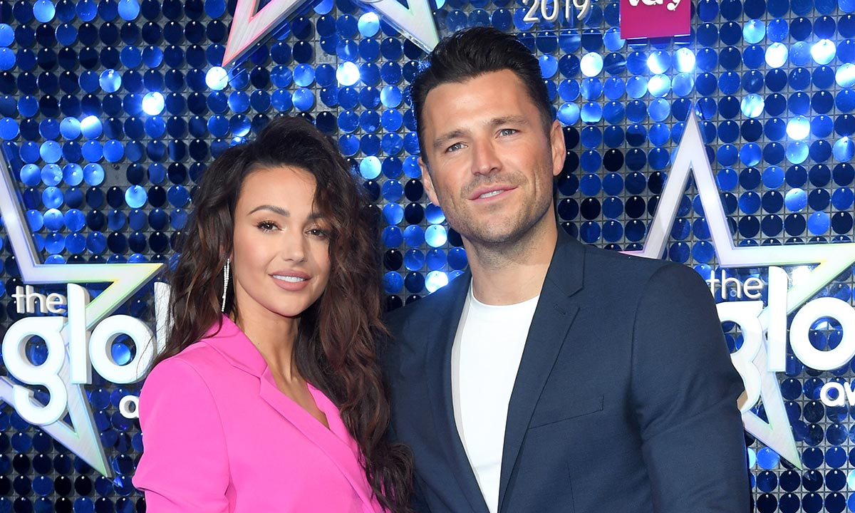 Mark Wright shares peek into his and Michelle Keegan's amazing home gym