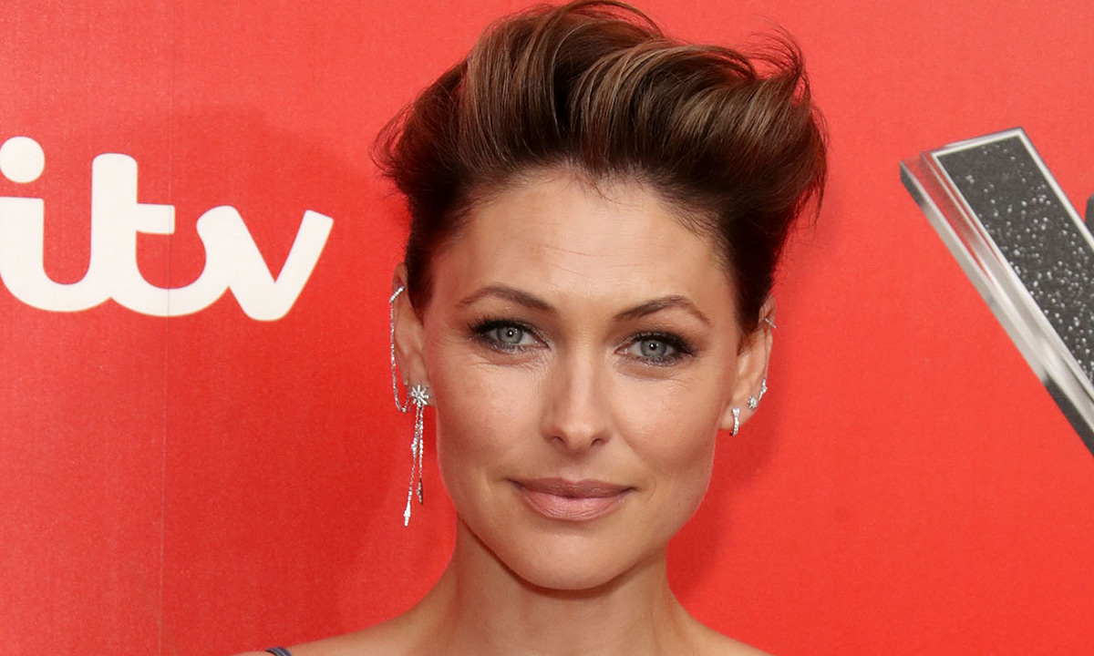 Emma Willis amazes fans with rare photo of son Ace