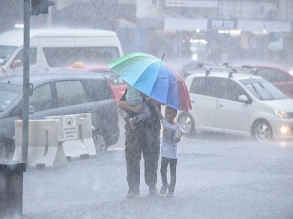 Bad weather, heavy rain warning for Sabah and Sarawak