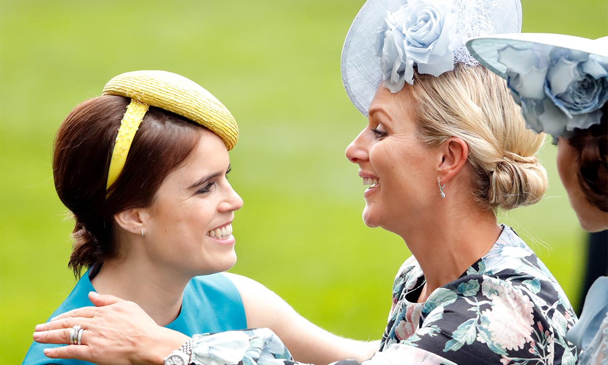 How Princess Eugenie's royal baby will impact Zara Tindall and her children