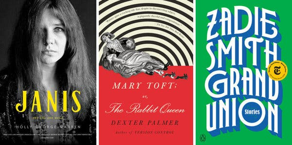 New in Paperback: 'Janis' and 'Grand Union'