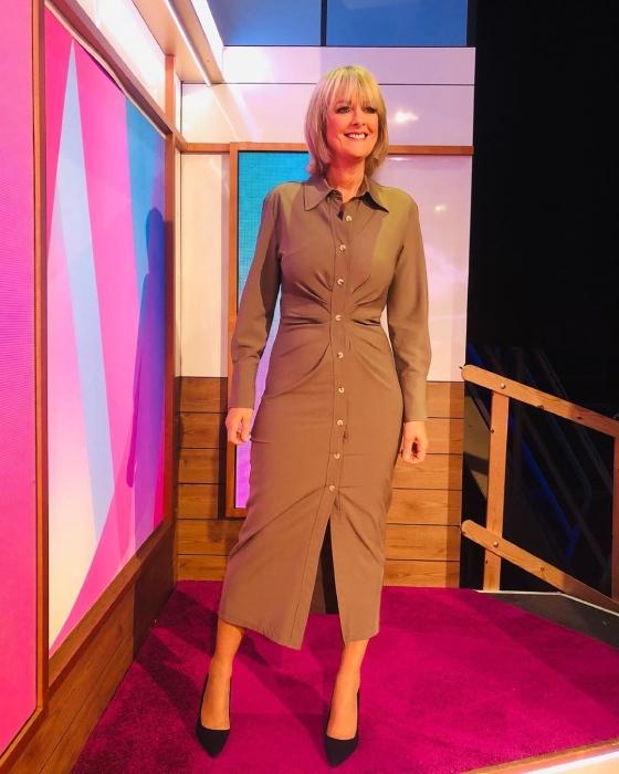 Jane Moore's Zara shirt dress has total Meghan Markle vibes