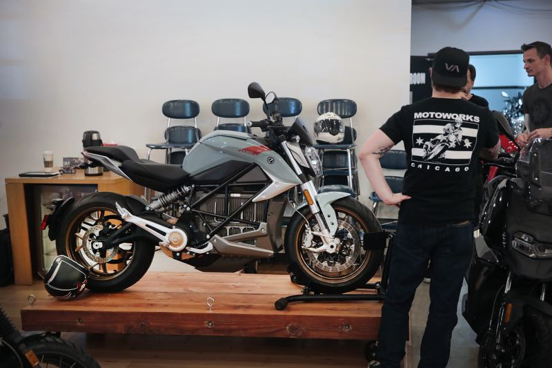 Here's what's next for the 'Tesla of Motorcycles'