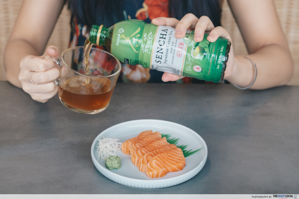 POKKA Now Tests Your Food Pairing Skills With Their No Sugar Teas, Time To Challenge Your Tea Loving Friend