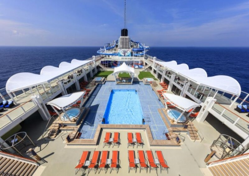 Cruise companies receive thousands of bookings within days