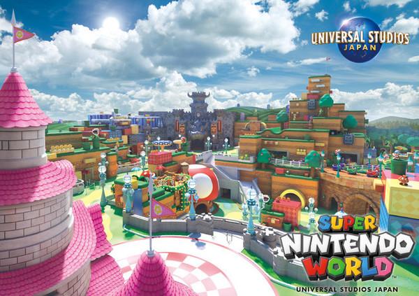 日本环球影城USJ任天堂园区2021年春季开幕 Mario Cafe/纪念品店率先营业!