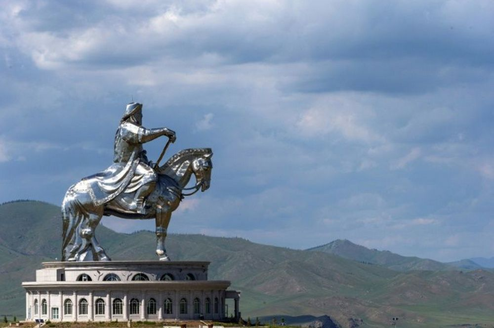 French museum halts Genghis Khan show after Chinese pressure