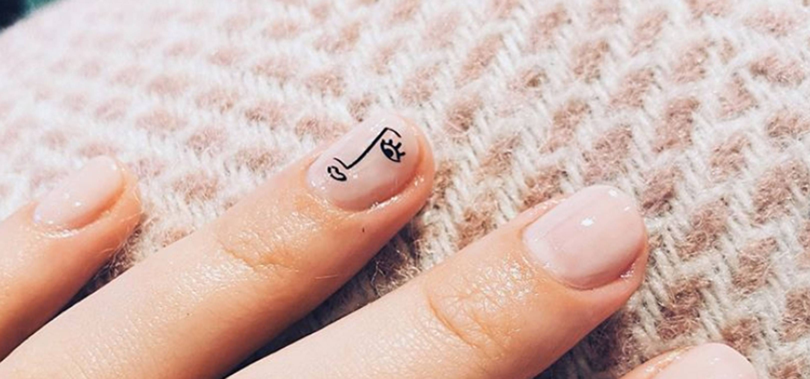 Ciaté's new Cheat Sheet nail stickers are pure nail art genius