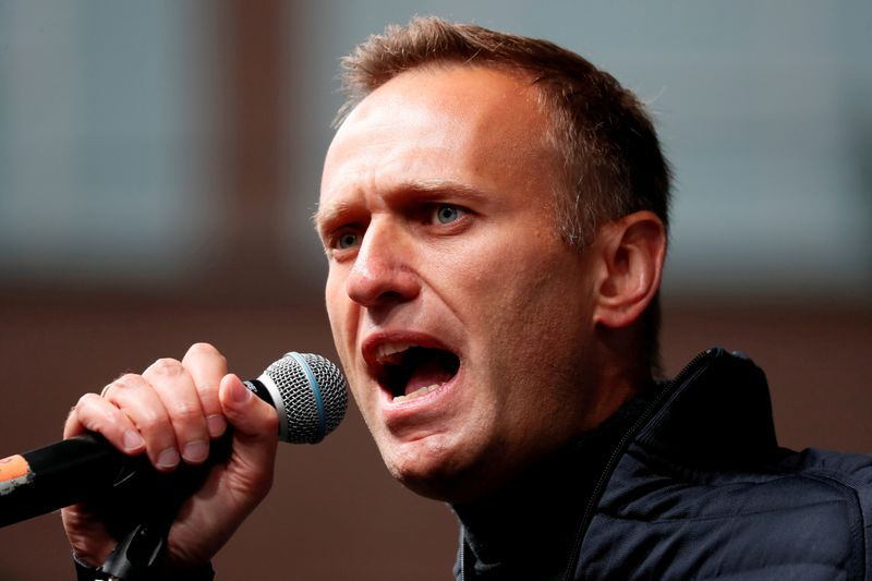 Eu sanctions russian officials over navalny poisoning