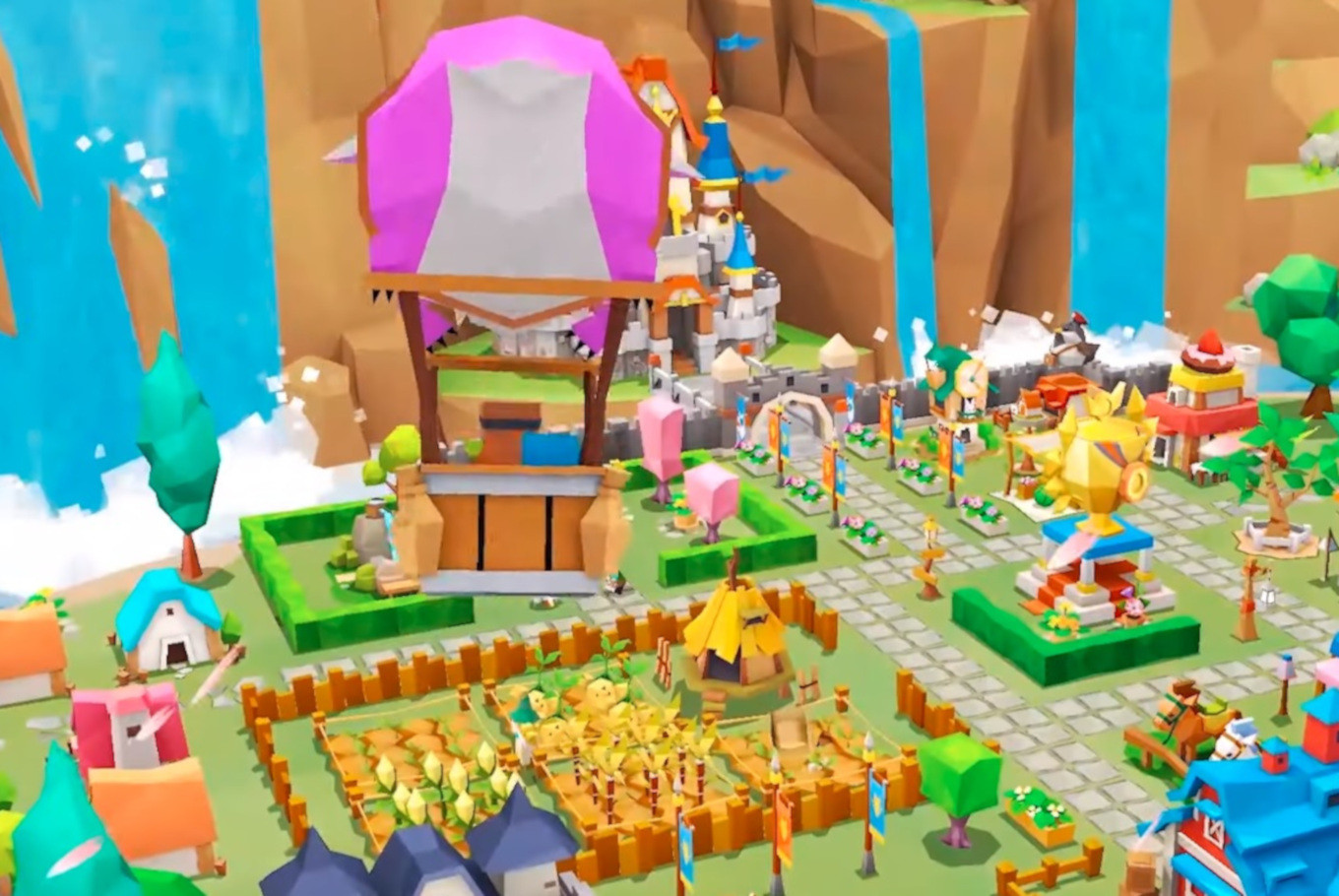 Online game 'Fantasy Town' launches educational platform