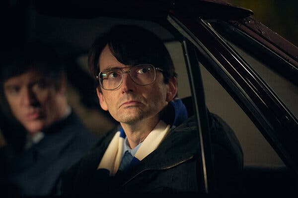 'Des' Review: Depravity, Brought to You by David Tennant