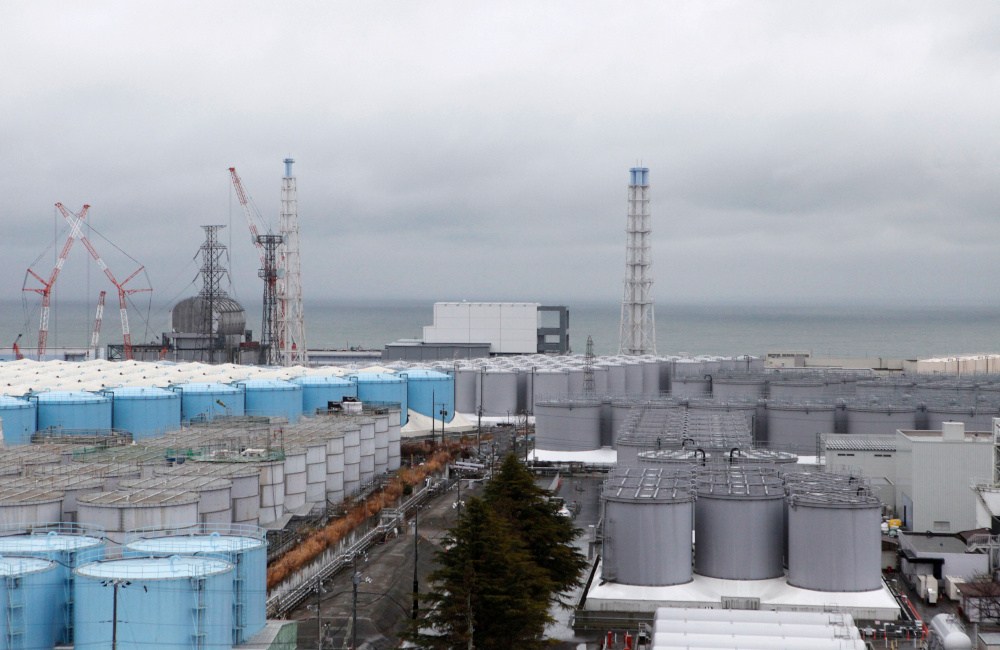 Japan to release treated Fukushima water into the sea, says PM