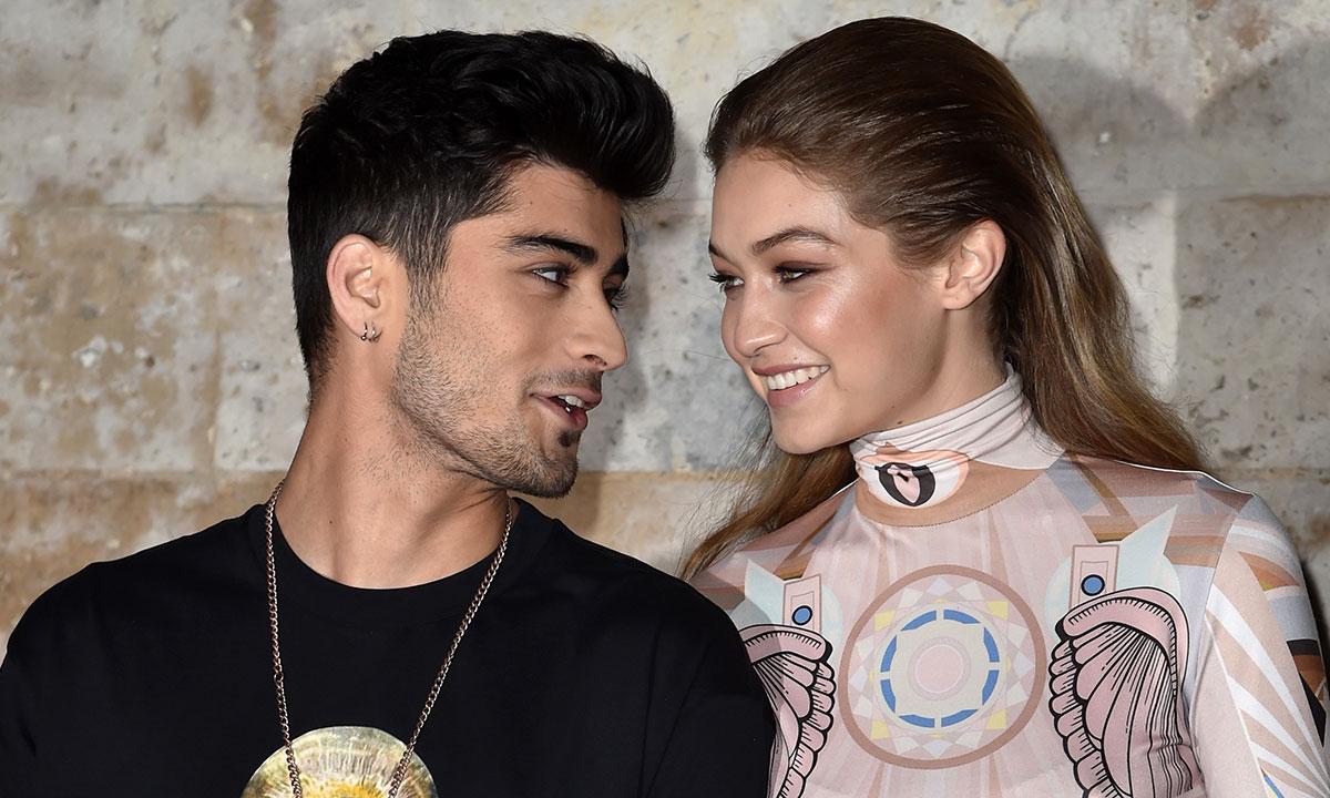 Gigi Hadid shares glimpse of delicious date night with Zayn Malik