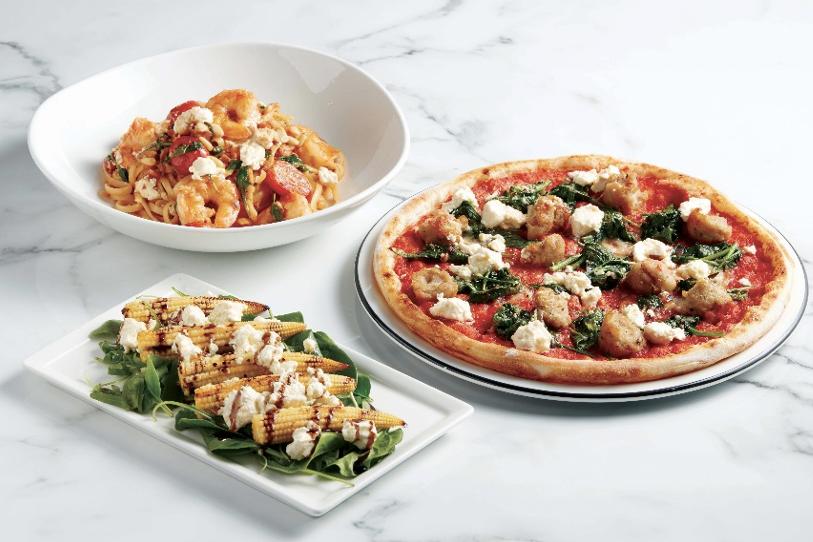 PizzaExpress推出IG滤镜游戏优惠活动 用滤镜拍摄即享七折优惠/全新菲达芝士菜式/穿粉红色衣物送饮品